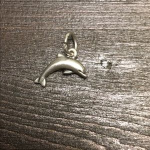 James Avery retired dolphin charm